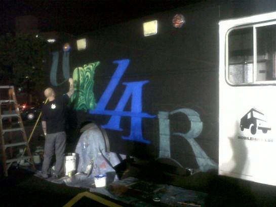 Mobile Mural Lab