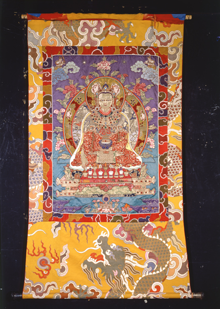 Thangka, 20th Century, Tibet