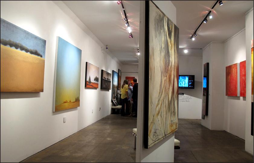 OC Art Blog   The Great Art Walk Round-up: Laguna Beach