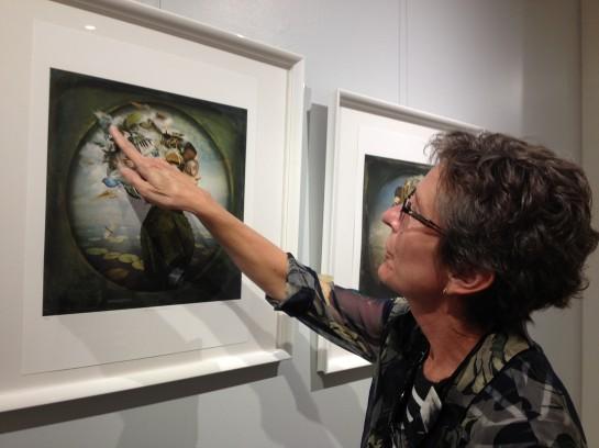 Maggie Taylor at Joanne Artman Gallery