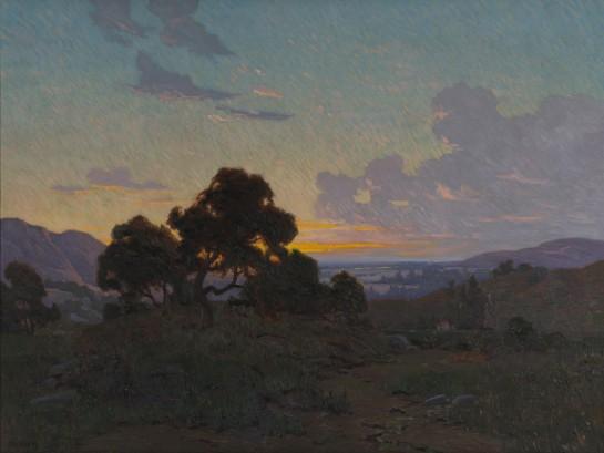 Elmer Wachtel, Landscape