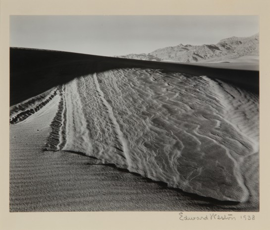 Edward Weston, Dunes, Death Valley