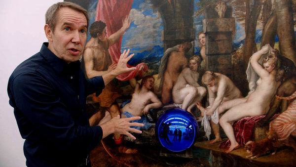Jeff Koons in The Price of Everything