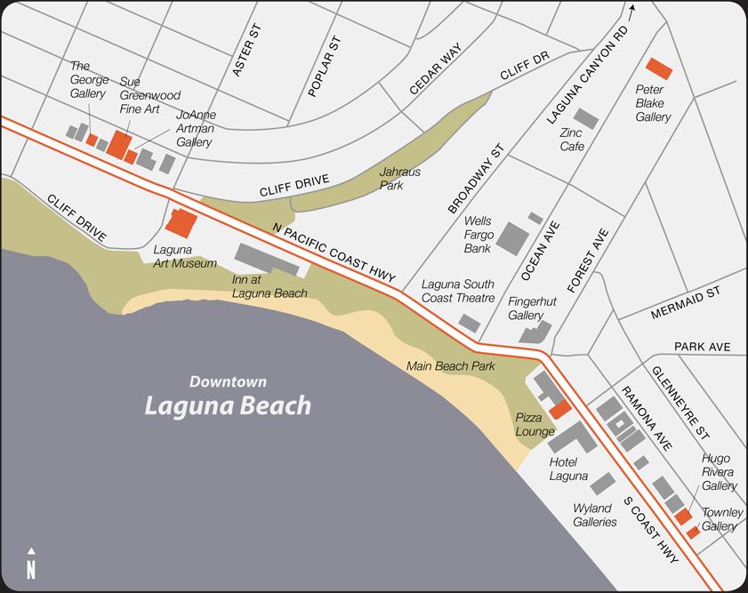 The Wine Gallery Laguna Beach
